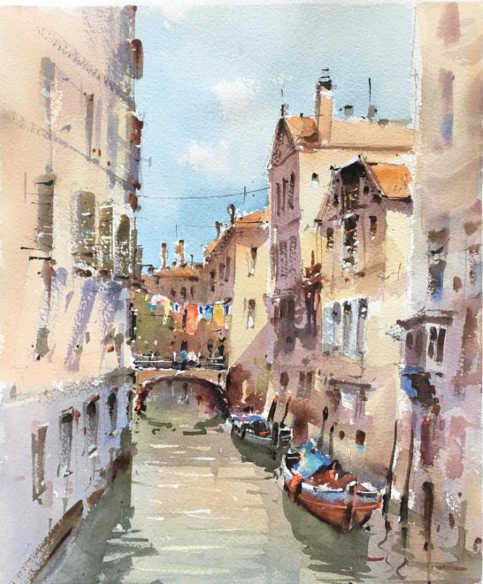 """""""Канал. Венеция"""""""