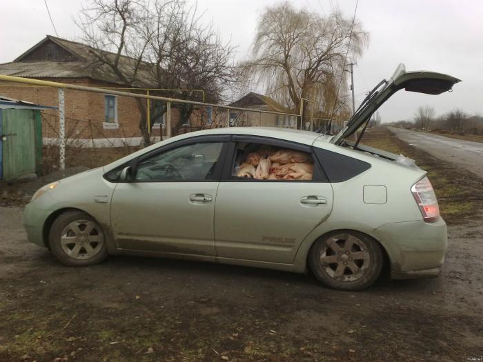 Куромобиль.