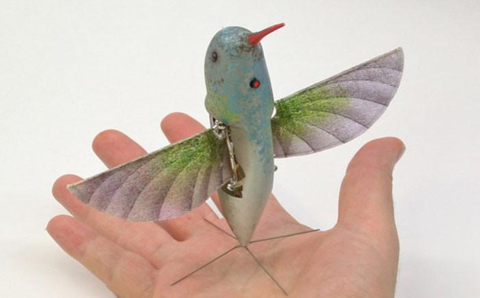 Мухи-шпионы и колибри-дрон новое, оружие, секретное
