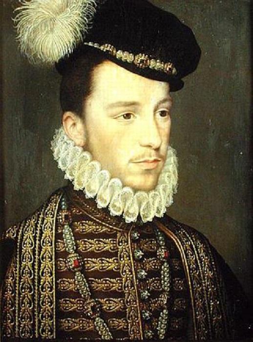 Смерть короля Генриха III получилась непростой.