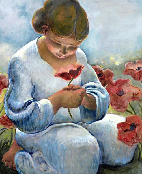 Poppy Gardener #21-130