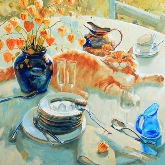 художник Мария Павлова картины – 10