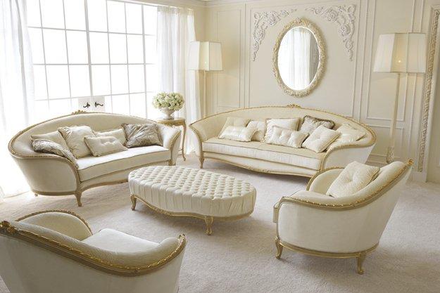 Коллекция мебели для гостиной от Savio Firmino
