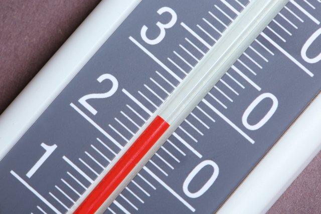 термометр, 25 градусов