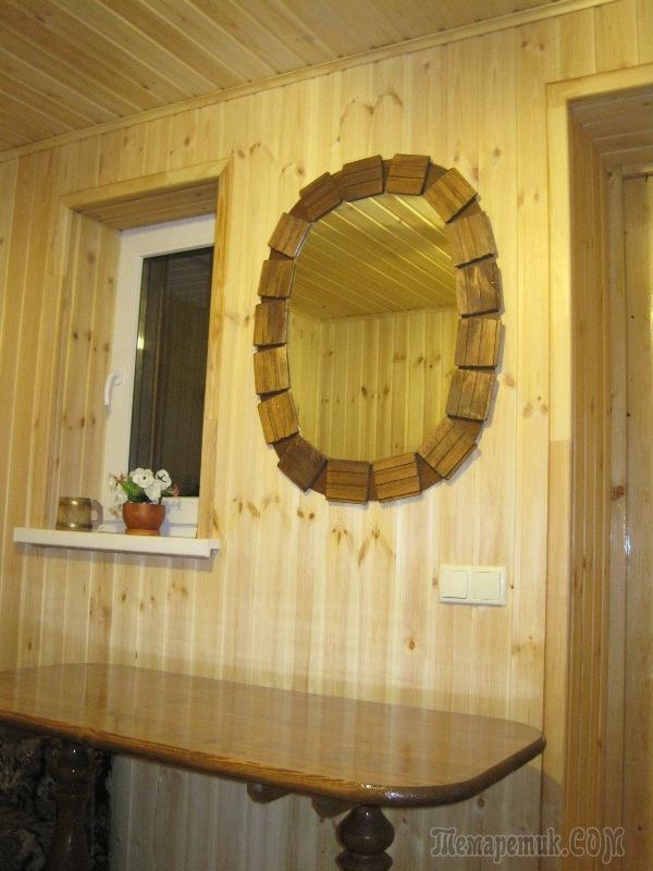 Зеркало баня