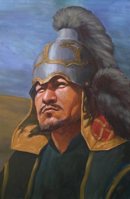 Великий завоеватель Чингисхан.   Фото: chuchotezvous.ru.