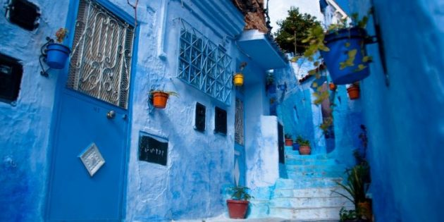 Голубые улицы, Шефшауэн
