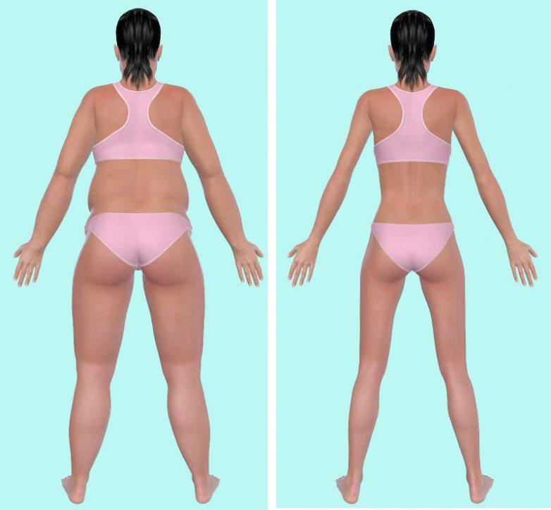 Как ускорить похудение в бедрах
