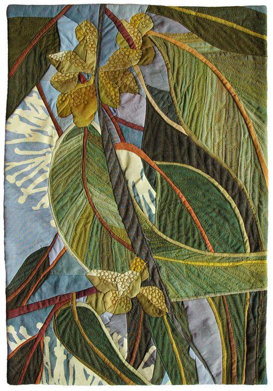 Ruth de Vos: Textile Art   celebrating a wonderful world in stitch: