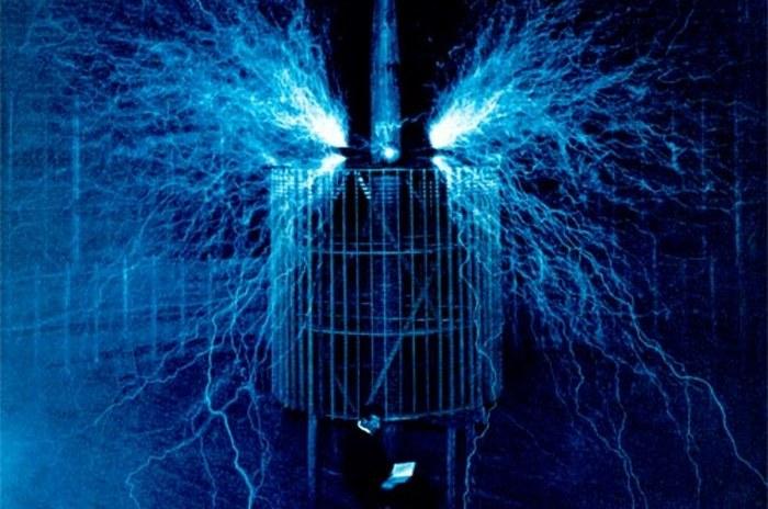 Осциллятор Тесла.