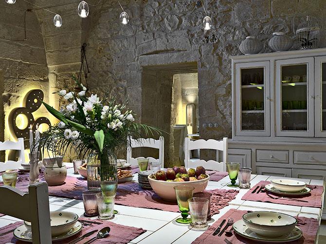 Каменный дом 1746 года в Италии