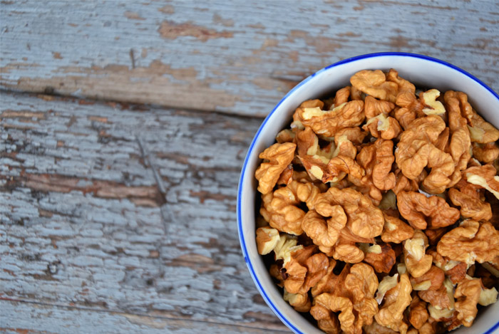 Орехи вместо рыбьего жира