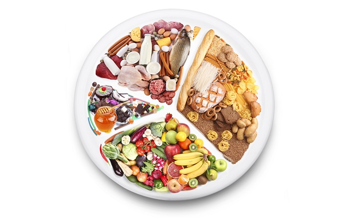 Закон стройности — едим ровно половину приготовленного блюда.