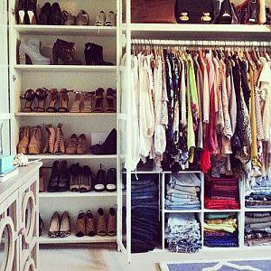 Основной гардероб у девушек