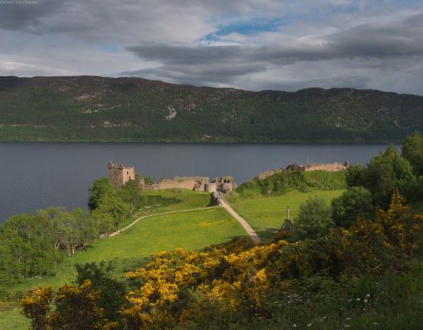 """Путешествие по Шотландии """"В гости к сэру Вальтеру Скотту"""" (71 фото)"""