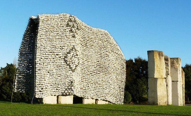 каменная скульптура
