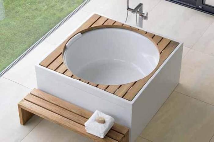 Пора что-то менять: 10 круглых ванн - фото 6