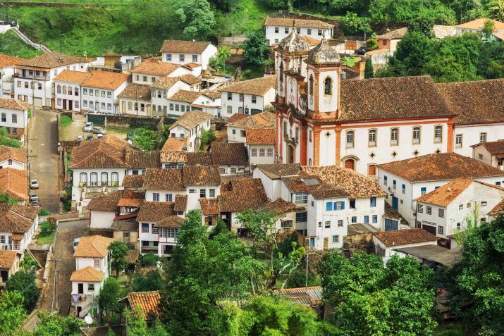 Ору-Прету, Бразилия Сказочно, города, красиво, места, мир, пейзаж, планета, фото