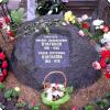 Какому писателю достался камень, лежавший на первой могиле Гоголя?