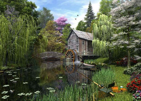 Цифровой художник Dominic Davison 06 (600x429, 63Kb)
