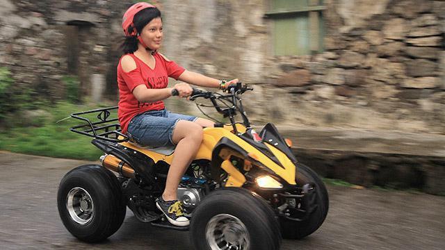 Можно ли ездить на квадроцикле по городу: правила, требования и рекомендации