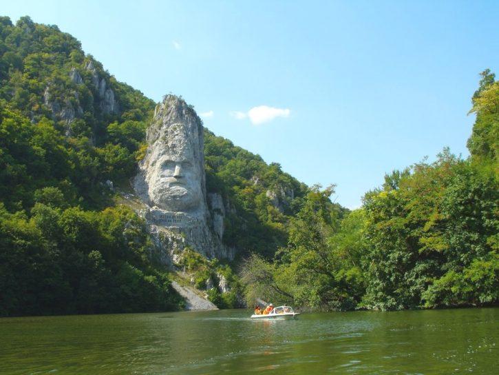 Дунай, Европа