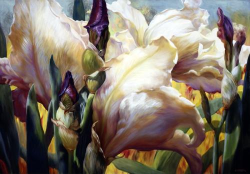 художник Elizabeth  Horning-08