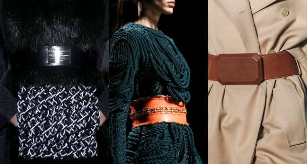 Модные ремни осень-зима 2014-2015