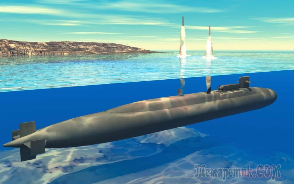 русские подводные лодки пятого поколения