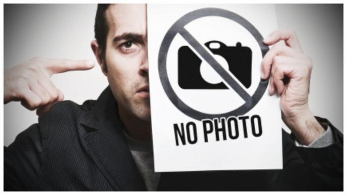 Запрет на фотографии: Англия