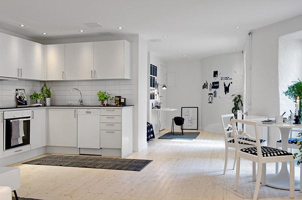 Кухонная мебель перегородка