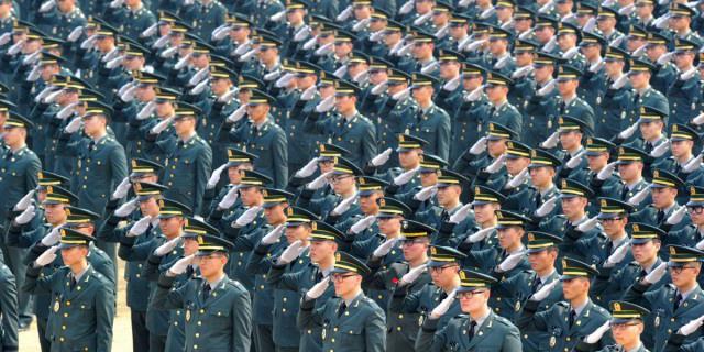 10 стран с самым большим военным бюджетом