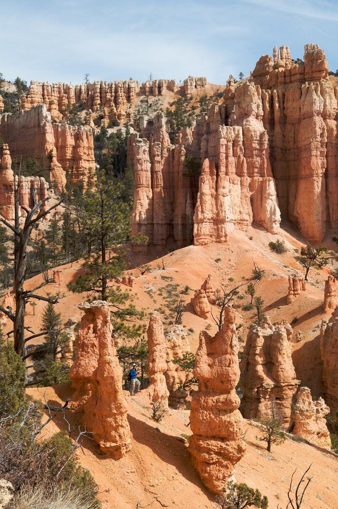 Национальный парк Брайс Каньон. Фото