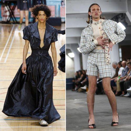 Мужская мода весной 2018-го (17 фото)