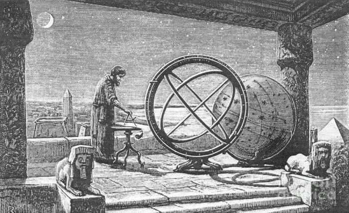 Гиппарх - основатель тригонометрии.