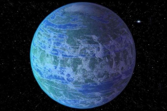 Солнечная система: -224 °C на Уране.