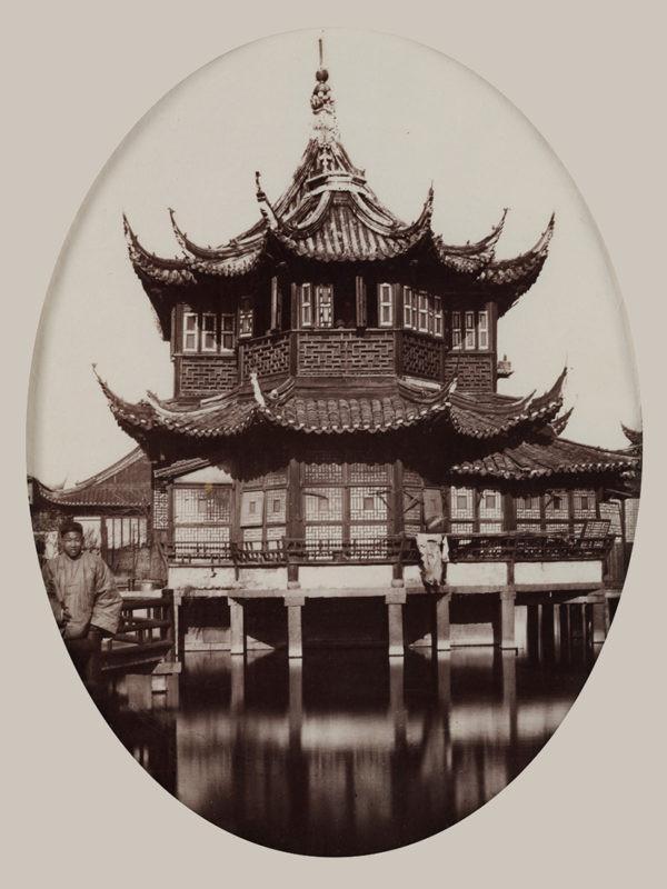Редчайшие кадры Китая времён династии Цин: природа, люди, города безвозвратно ушедшей эпохи 7