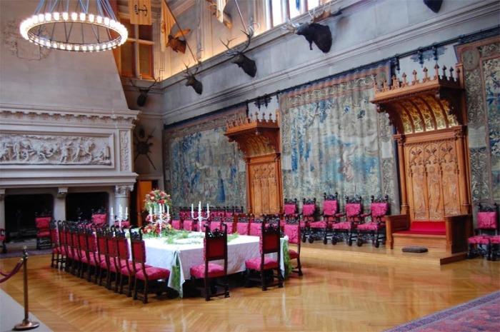 Обеденный зал, «Билтмор»