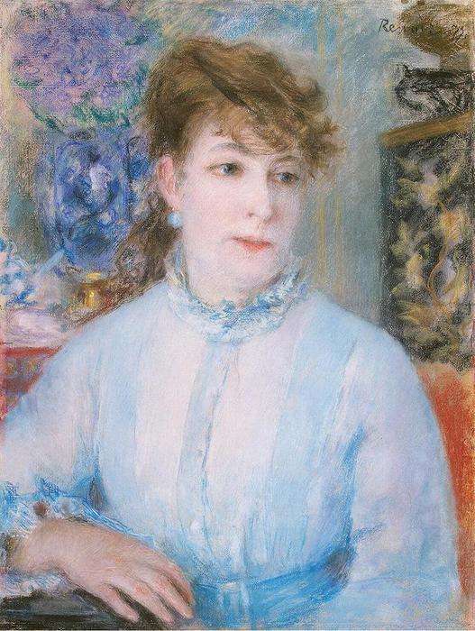 13 Женский портрет, 1877 (527x700, 79Kb)
