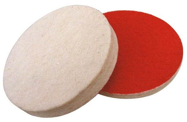 Войлочный диск для полировки