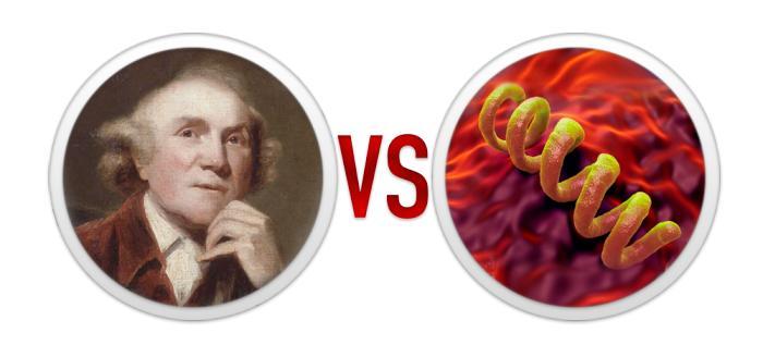 2. Гнойный эксперимент: Джон Хантер против сифилиса