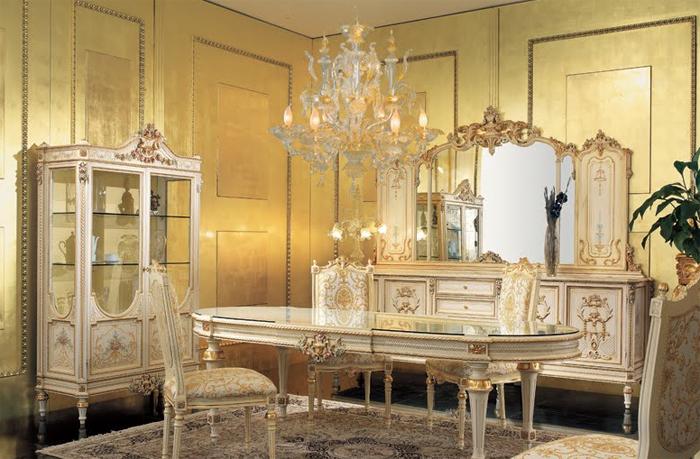 Венецианская штукатурка в дизайне интерьера