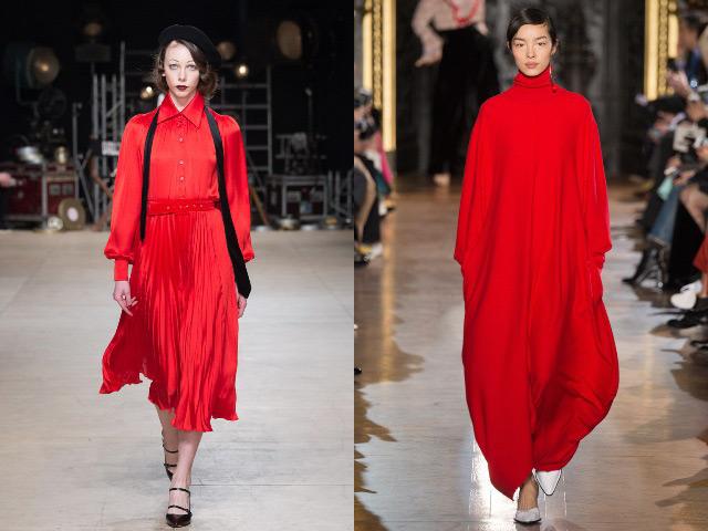 Модные цвета 2017: Aurora Red