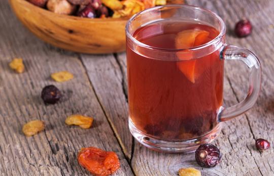 Напиток налаживает пищеварение и отлично тонизирует сердце