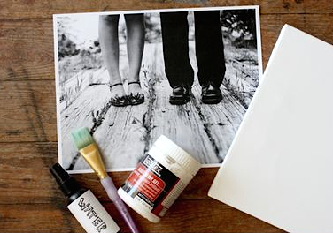 Домашний арт-проект: фото на холсте фото 2