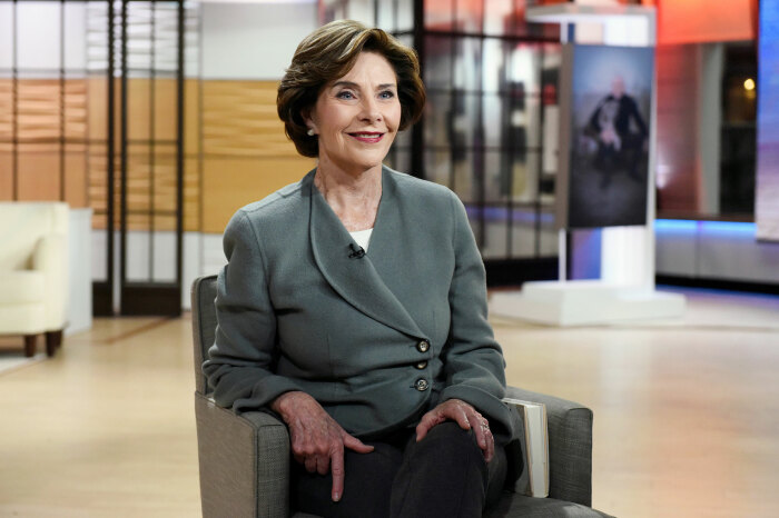 Лора Буш. / Фото: www.people.com