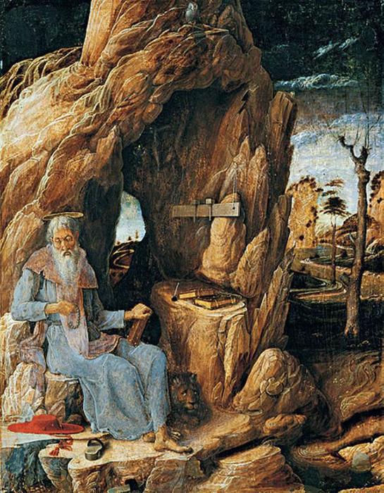 Святой Иероним.