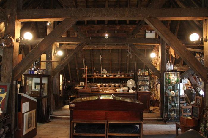 Музей Старого Операционного Театра. / Фото: www.atlasobscura.com
