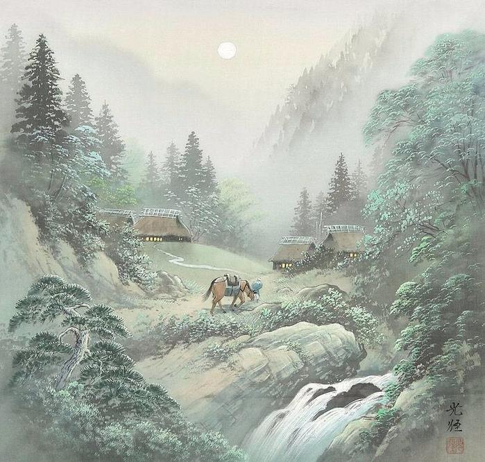 Коукеи РљРѕРґРРёРјР° (Koukei Kojima)8 (700x666, 444Kb)