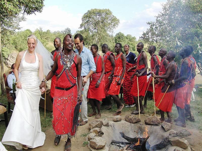 как свадебные обряды и традиции у африканцев выплату